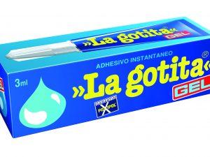 ADHESIVO LA GOTITA   3 GRS. EN GEL
