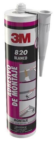 ADHESIVO MONTAJE BLANCO 300 ML