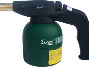 SOPLETE A GAS PLASTICO M-160 VERDE YANES